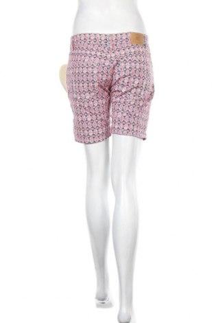 Γυναικείο κοντό παντελόνι Please, Μέγεθος S, Χρώμα Πολύχρωμο, 97% βαμβάκι, 3% ελαστάνη, Τιμή 21,58€