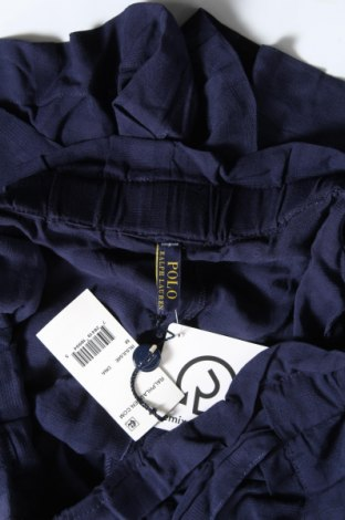 Γυναικείο κοντό παντελόνι Polo By Ralph Lauren, Μέγεθος M, Χρώμα Μπλέ, Άλλα υλικά, Τιμή 24,54€