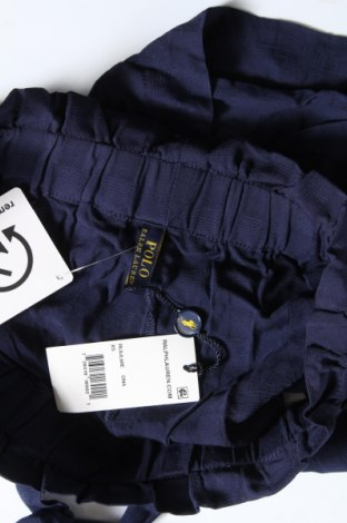 Γυναικείο κοντό παντελόνι Polo By Ralph Lauren, Μέγεθος XS, Χρώμα Μπλέ, Άλλα υλικά, Τιμή 24,54€