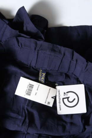 Γυναικείο κοντό παντελόνι Polo By Ralph Lauren, Μέγεθος L, Χρώμα Μπλέ, Άλλα υλικά, Τιμή 24,54€
