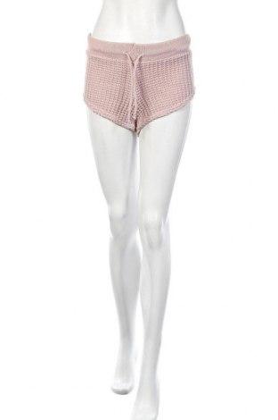 Дамски къс панталон Stylewise, Размер S, Цвят Розов, Акрил, Цена 18,90лв.