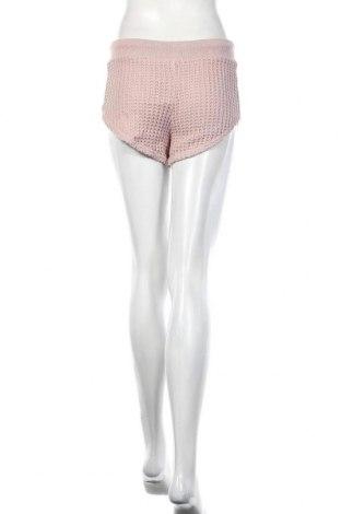 Дамски къс панталон Stylewise, Размер S, Цвят Розов, Акрил, Цена 8,99лв.