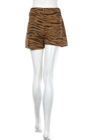 Γυναικείο κοντό παντελόνι Twintip, Μέγεθος L, Χρώμα Καφέ, Βαμβάκι, Τιμή 10,21€