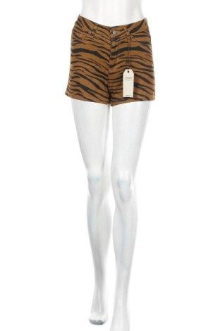 Γυναικείο κοντό παντελόνι Twintip, Μέγεθος XS, Χρώμα Καφέ, Βαμβάκι, Τιμή 10,21€