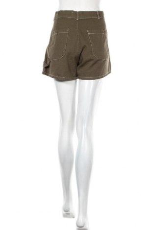 Γυναικείο κοντό παντελόνι Twintip, Μέγεθος XXL, Χρώμα Πράσινο, Βαμβάκι, Τιμή 10,89€