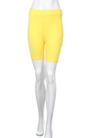 Дамски клин Missguided, Размер S, Цвят Жълт, 50% полиестер, 45% памук, 5% еластан, Цена 19,50лв.