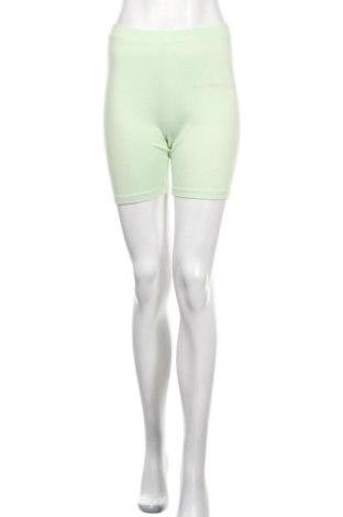 Дамски клин Missguided, Размер S, Цвят Зелен, Цена 21,58лв.