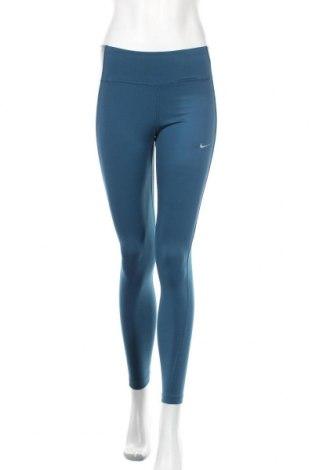 Дамски клин Nike, Размер M, Цвят Син, 83% полиестер, 17% еластан, Цена 74,25лв.