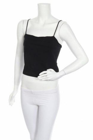 Дамски комплект Gina Tricot, Размер L, Цвят Черен, 92% памук, 8% еластан, Цена 17,10лв.