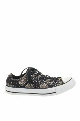 Γυναικεία παπούτσια Converse, Μέγεθος 37, Χρώμα Μαύρο, Κλωστοϋφαντουργικά προϊόντα, Τιμή 26,08€