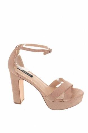 Дамски обувки Even&Odd, Размер 41, Цвят Розов, Текстил, Цена 35,88лв.