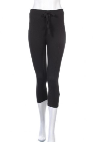 Дамски панталон, Размер S, Цвят Черен, 95% полиестер, 5% еластан, Цена 11,04лв.