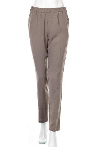 Дамски панталон American Vintage, Размер S, Цвят Бежов, 100% полиестер, Цена 18,06лв.