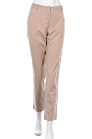 Дамски панталон Atelier GARDEUR, Размер L, Цвят Бежов, Цена 11,03лв.