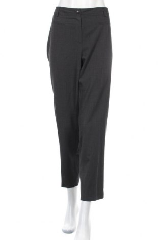 Дамски панталон Betty Barclay, Размер XL, Цвят Сив, 64% полиестер, 31% вискоза, 5% еластан, Цена 35,28лв.