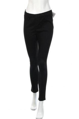 Дамски панталон C&A, Размер M, Цвят Черен, 75% памук, 23% полиестер, 2% еластан, Цена 25,94лв.