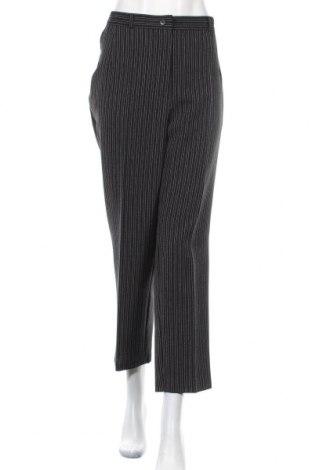 Дамски панталон Canda, Размер XL, Цвят Черен, 96% полиестер, 4% вискоза, Цена 7,35лв.