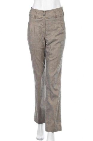 Дамски панталон Cinque, Размер M, Цвят Бежов, 60% рамия, 36% памук, 4% еластан, Цена 10,87лв.