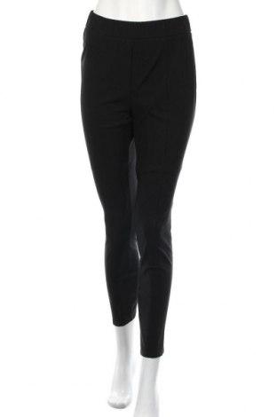 Дамски панталон Classy, Размер M, Цвят Черен, 70% вискоза, 27% полиамид, 3% еластан, Цена 35,91лв.