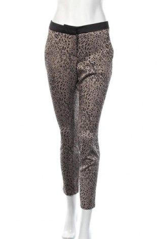 Дамски панталон Comma,, Размер M, Цвят Бежов, 55% памук, 41% полиестер, 4% еластан, Цена 13,86лв.