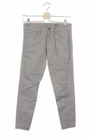 Дамски панталон Fornarina, Размер XS, Цвят Бежов, 98% памук, 2% еластан, Цена 9,53лв.
