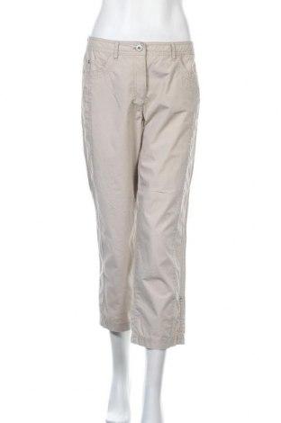 Γυναικείο παντελόνι G.W., Μέγεθος S, Χρώμα  Μπέζ, Τιμή 8,18€