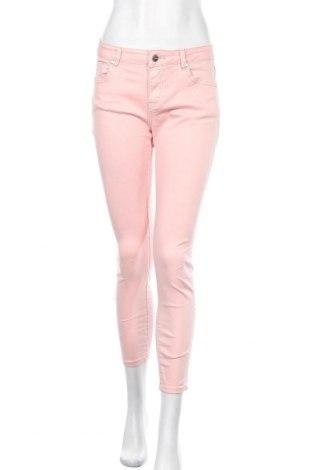 Дамски панталон Giorgia & Johns, Размер S, Цвят Розов, 98% памук, 2% еластан, Цена 7,09лв.