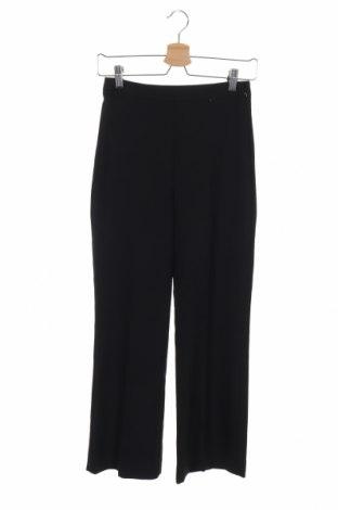 Дамски панталон Guess, Размер XS, Цвят Черен, 90% полиестер, 10% еластан, Цена 30,42лв.
