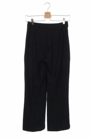 Дамски панталон Guess, Размер XS, Цвят Черен, 90% полиестер, 10% еластан, Цена 25,35лв.