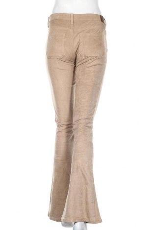 Дамски панталон Guess, Размер S, Цвят Бежов, 87% полиестер, 13% еластан, Цена 60,84лв.