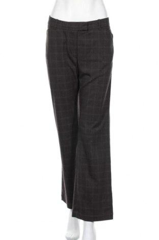 Дамски панталон H&M, Размер M, Цвят Сив, 64% полиестер, 34% вискоза, 2% еластан, Цена 5,75лв.