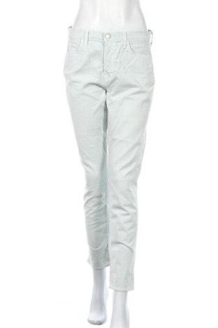 Γυναικείο παντελόνι J Brand, Μέγεθος M, Χρώμα Μπλέ, 98% βαμβάκι, 2% ελαστάνη, Τιμή 12,20€