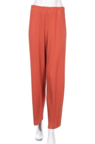 Дамски панталон Jacqueline De Yong, Размер M, Цвят Кафяв, Полиестер, Цена 15,50лв.