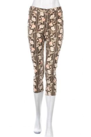 Дамски панталон Loft By Ann Taylor, Размер S, Цвят Многоцветен, 98% памук, 2% еластан, Цена 8,21лв.
