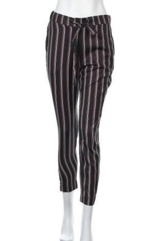 Дамски панталон Mango, Размер XS, Цвят Многоцветен, 100% полиестер, Цена 19,75лв.