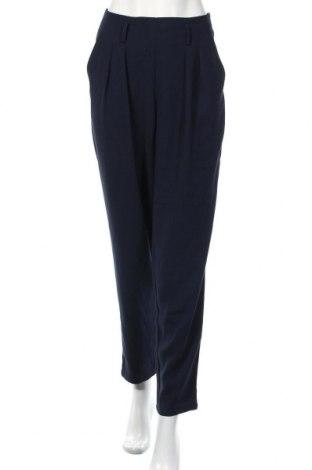 Дамски панталон Minus, Размер M, Цвят Син, Полиестер, Цена 140,81лв.