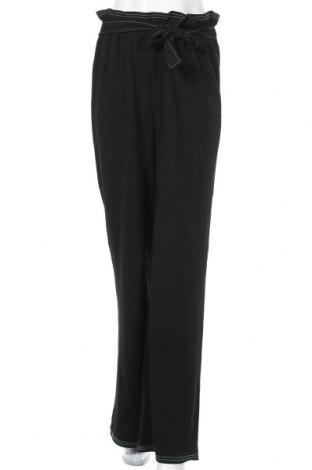 Дамски панталон Missguided, Размер XS, Цвят Черен, 95% полиестер, 5% еластан, Цена 22,40лв.