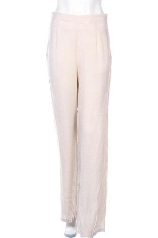 Дамски панталон Missguided, Размер S, Цвят Бежов, Цена 18,20лв.