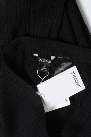 Дамски панталон Monki, Размер S, Цвят Черен, 70% вискоза, 30% полиамид, Цена 21,70лв.