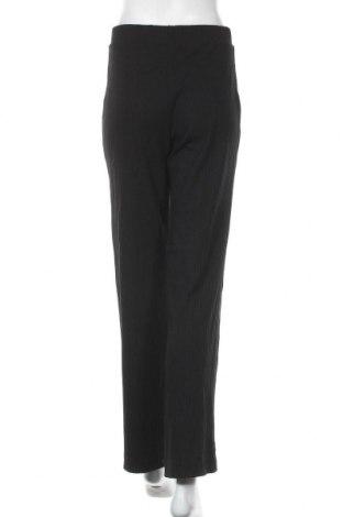 Дамски панталон Monki, Размер S, Цвят Черен, 48% памук, 48% полиестер, 4% еластан, Цена 18,60лв.