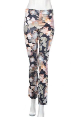 Дамски панталон Myrine, Размер S, Цвят Многоцветен, 97% памук, 3% еластан, Цена 13,57лв.