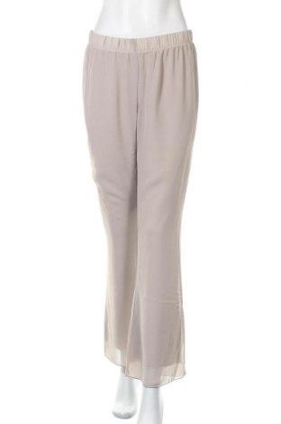 Дамски панталон Myrine, Размер M, Цвят Бежов, 100% полиестер, Цена 24,80лв.