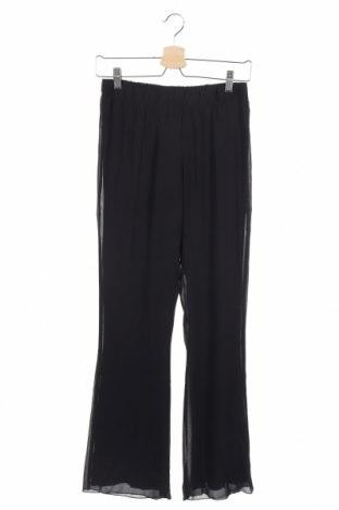 Дамски панталон Myrine, Размер XS, Цвят Черен, 100% полиестер, Цена 23,56лв.