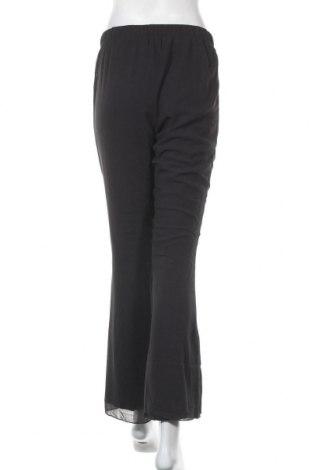 Дамски панталон Myrine, Размер M, Цвят Черен, 100% полиестер, Цена 23,56лв.