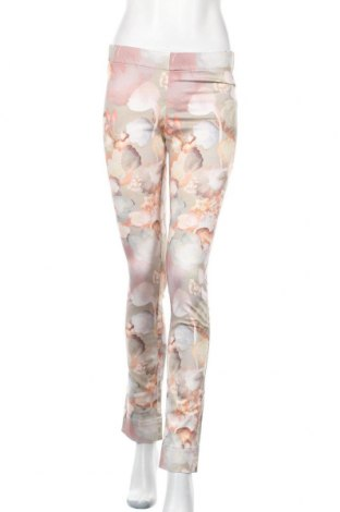 Дамски панталон Myrine, Размер S, Цвят Многоцветен, 97% памук, 3% еластан, Цена 14,16лв.