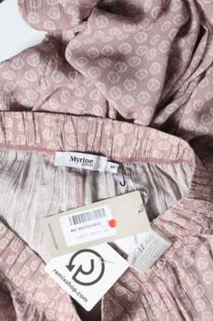 Дамски панталон Myrine, Размер S, Цвят Лилав, Цена 23,60лв.