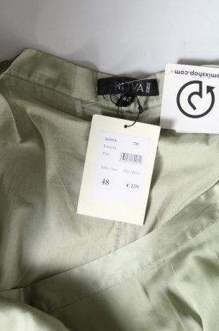 Дамски панталон Nitya, Размер XXL, Цвят Зелен, Полиестер, Цена 31,60лв.