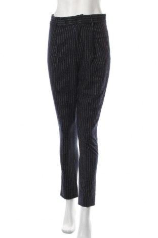 Γυναικείο παντελόνι Noa Noa, Μέγεθος S, Χρώμα Μπλέ, 55% μαλλί, 45% πολυεστέρας, Τιμή 16,93€