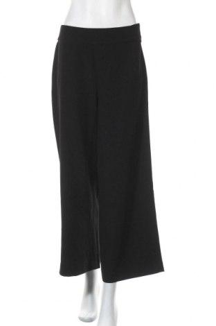 Дамски панталон Noisy May, Размер M, Цвят Черен, Полиестер, Цена 17,28лв.