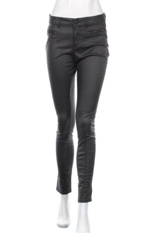 Γυναικείο παντελόνι Noisy May, Μέγεθος M, Χρώμα Μαύρο, 67% βαμβάκι, 32% πολυεστέρας, 1% ελαστάνη, Τιμή 10,56€